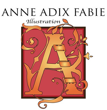 Anne's Illustrations Logo
